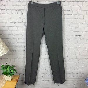 Jones New York Classic Straight Leg Pants size 6